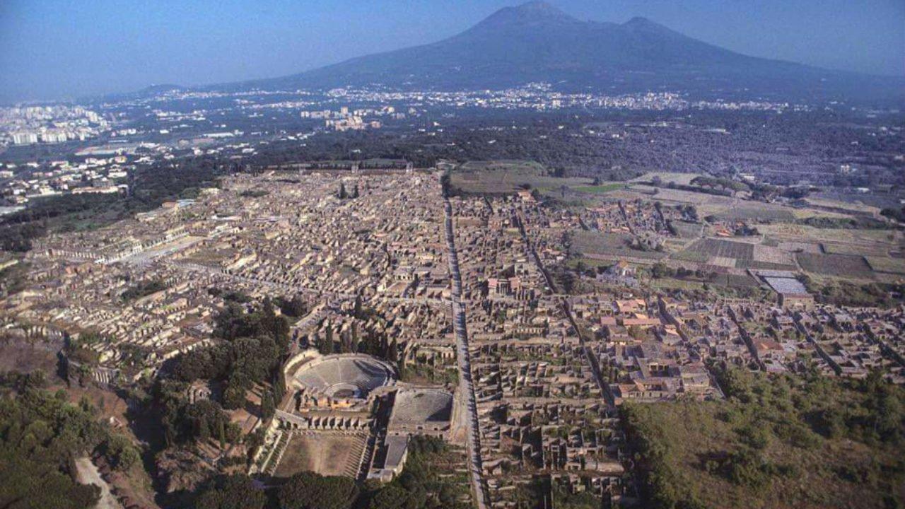 Esclusivo tour virtuale nei nuovi scavi di Pompei