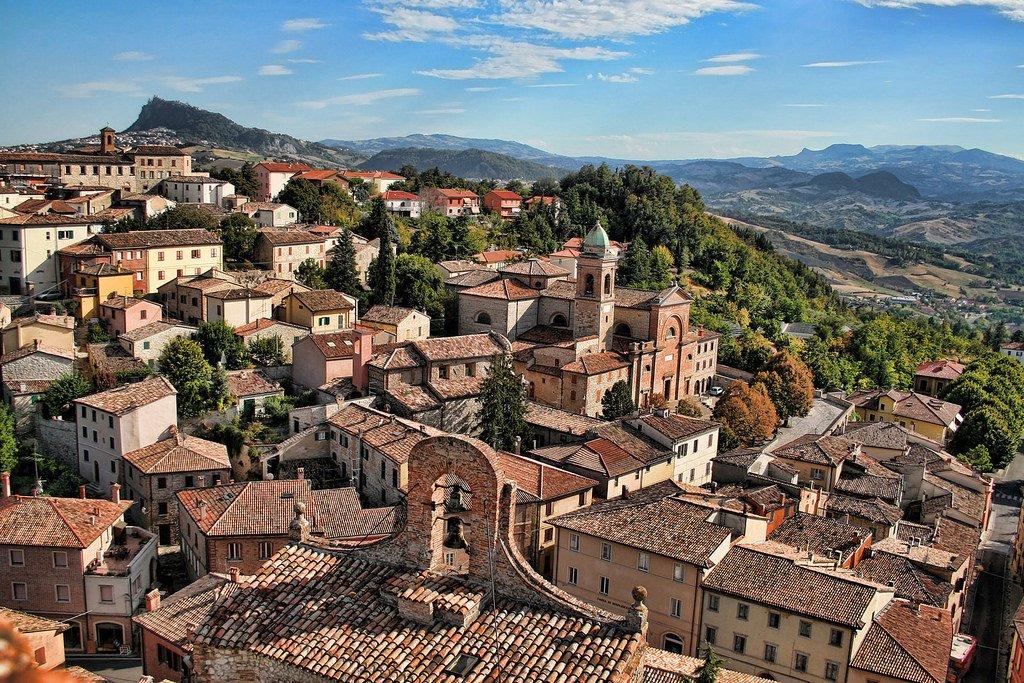L'antico borgo di Verucchio