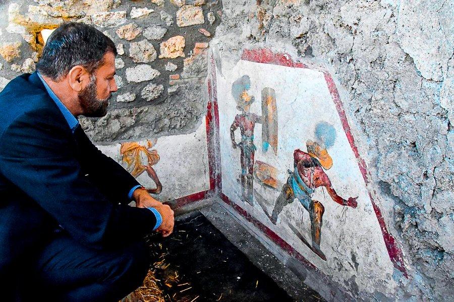 Pompei ecco la sua storia e le ultime scoperte