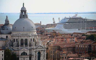 Venezia libera dalle grandi navi